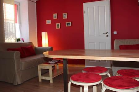 Nettes Apartement nähe Aachen - Leilighet