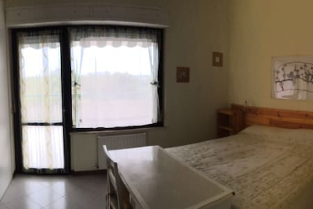 Double bedroom - Trigoria Alta - Condominium