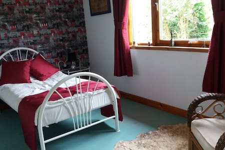 SCHIEHALLION stunning single room - LAMLASH, ISLE OF ARRAN