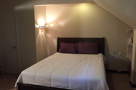 Large Bedroom in Beautiful Fairview - Hayward - Maison