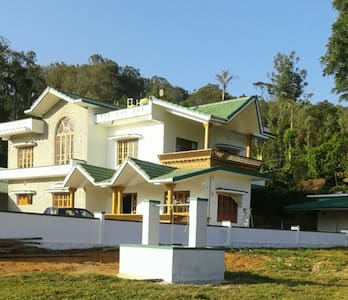 Creekside Cabin - Madikeri - Apartment