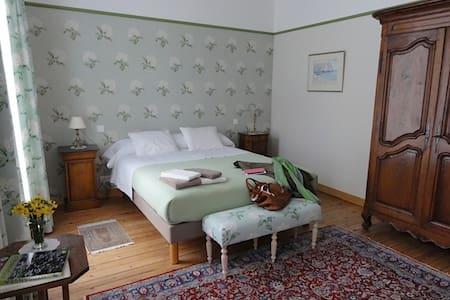 Le Figuier, chambre Les Hortensias - Sainte-Maure-de-Touraine