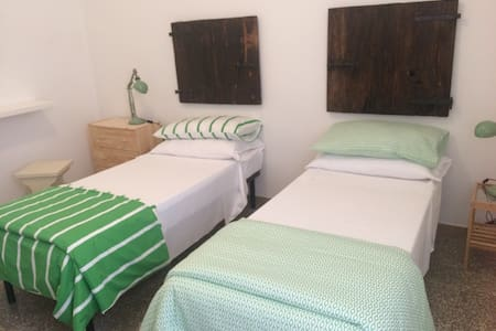 Double room in the city center of Orbetello - Lägenhet