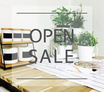 New open! 2room/Good location! - 서울특별시 - House