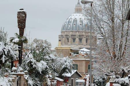 Vatican family-friendly apartment - Roma - Apartment
