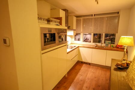 Unfurnished Spacious house ChildFriendly - Nootdorp - House