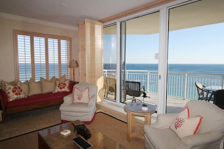 INDIGO WEST 1601-4 BR ON GULF! - Apartment