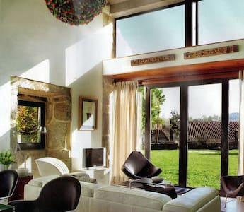 Encantadora casa rural de diseño - Gondomar