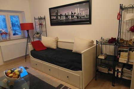 Gemütliches Zimmer, zentral gelegen - Apartamento