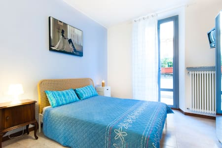 rent the flat in centre como
