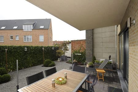 Luxueus appartement - privé parking - Wohnung