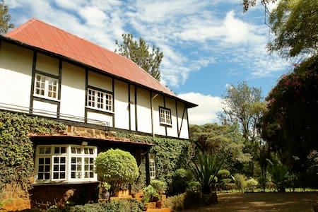 Kiloranhouse Apt S Double Bedroom - Nairobi - Apartment