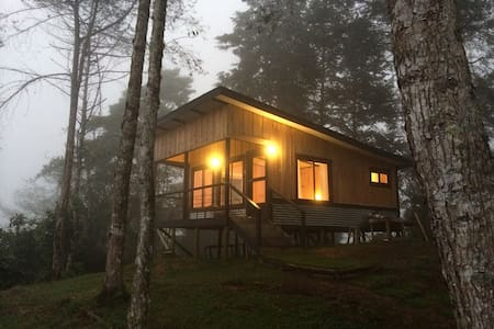 Mountain top cabins #1 - Turrialba