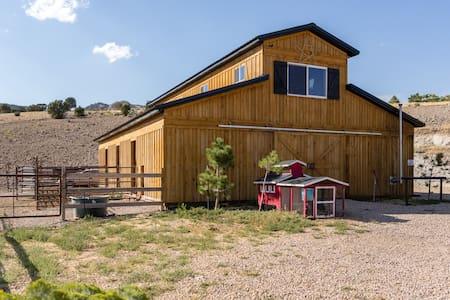 Barndominium (Barn Living Quarters) - Pension