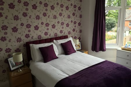 Double Room - Near City Centre - Casa