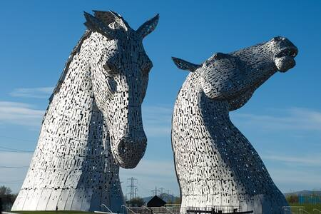 Falkirk, Entire Flat beside Kelpies - Camelon - Appartement