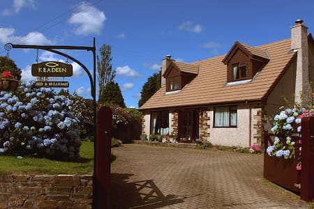Keadeen Bed and Breakfast - South Hill /Callington - Bed & Breakfast
