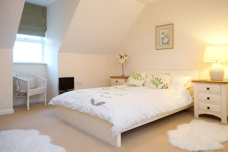 Relaxing spacious room in Harpenden