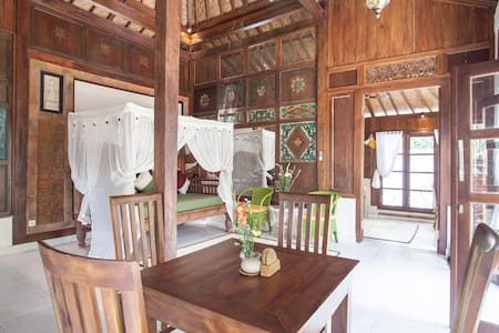 Comfort, Calm and really Private! - Ubud - House