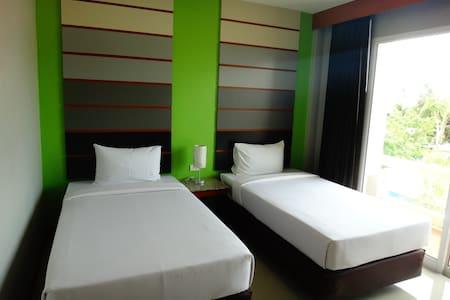 Bold Twin Room on Koh Phangan - Vila