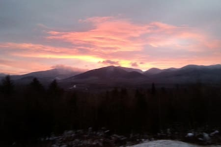 Beautiful in-law apt & location in Franconia, NH - Franconia - Appartement