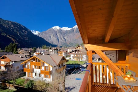 Lovely apt in Pinzolo Val Rendena 7 - Apartment