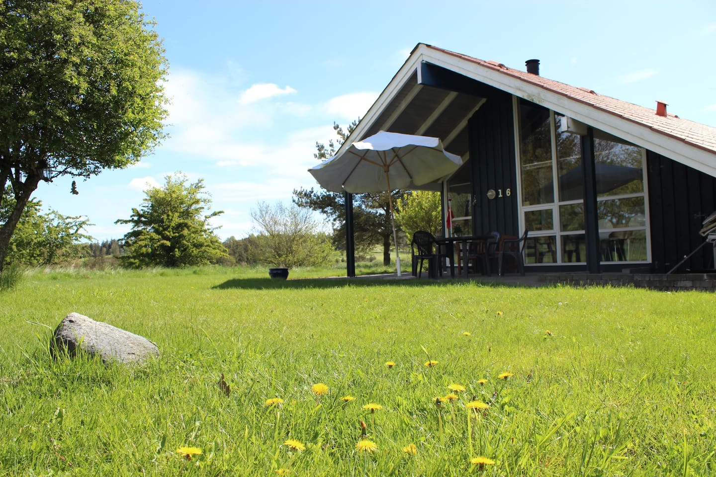 Secluded danish holiday home