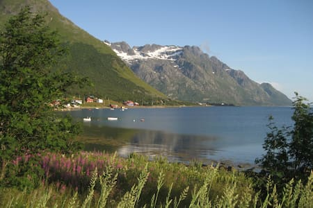 Charming house by the sea, Lofoten! - Haus