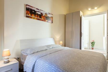 large double room near Termini