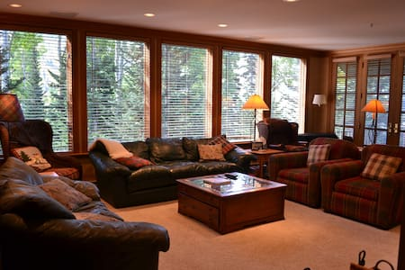 Alta, Sugarplum 5br/5ba, sleeps 15