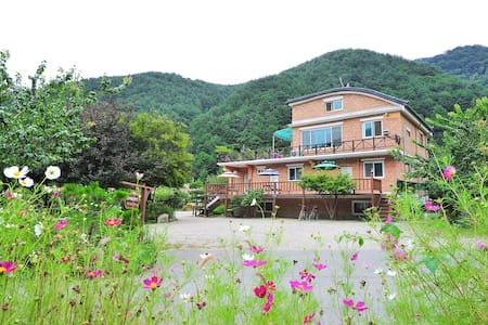 Sanyeoul Pension (Bangtae mountain)