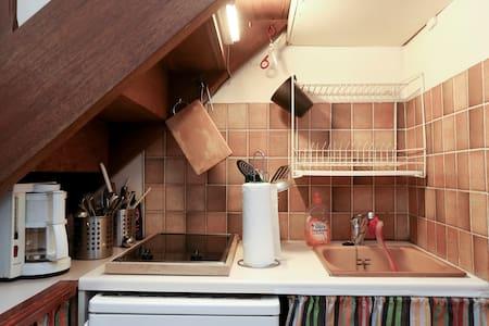 STUDIO EN PLEIN COEUR DE ST GERMAIN - Paris - Apartment