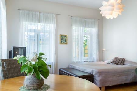 Best Location, free parking, 2+2 - Pärnu - Appartamento