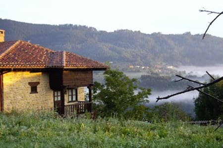 Casa rural en Beloncio - House