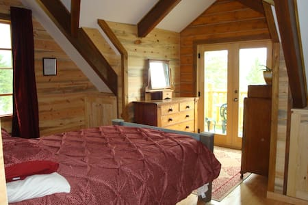 Carn Brae Cabin bed and breakfast. - Bed & Breakfast