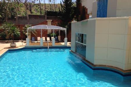 Flat no Hotel Giardino - Rio Quente - Apartamento