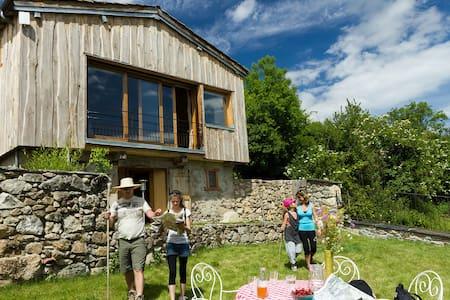 Gite de charme dans les Pyrénées  - Montseron - Hus