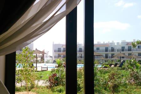 Premium 5* Melia Dunas Beach Luxury 1 bed Apt. - Santa Maria