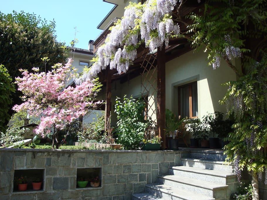 B&B in villa tra Tirano e Bormio