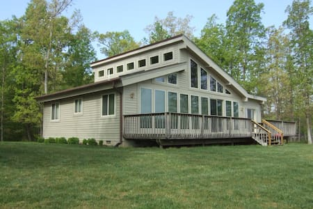 Lake Anna Rental House in Windwood Coves - Mineral