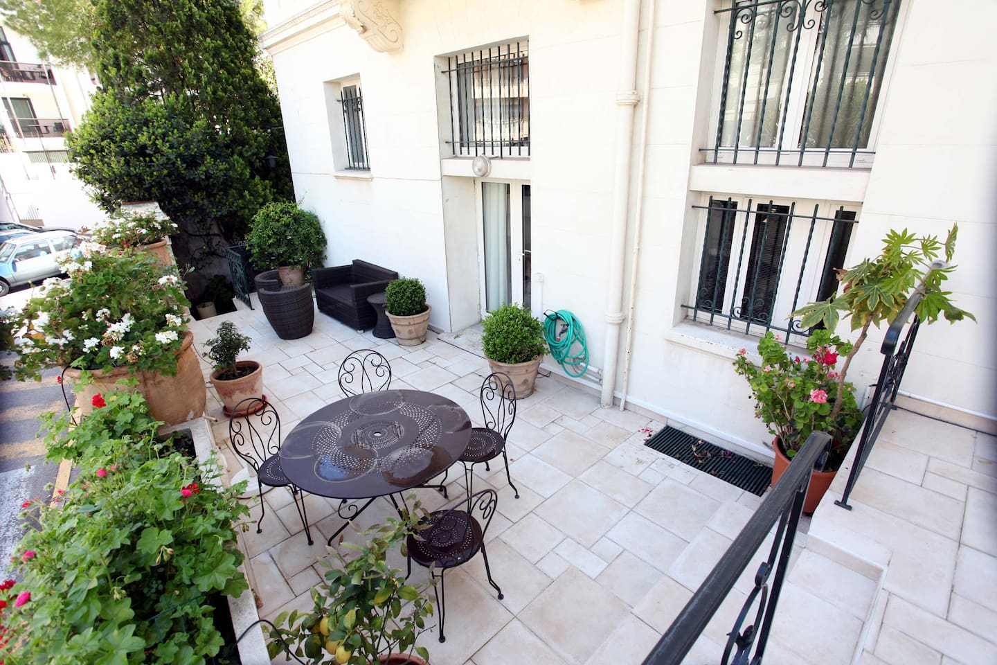 STUDIO : Terrasse privative