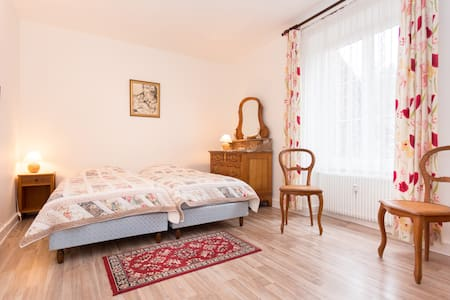 Appartement avec wifi au 1er étage  - Huoneisto