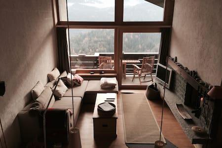 4.5 Zimmer mit traumhafter Aussicht - Rumah