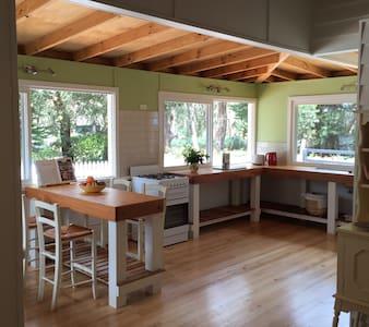 The Beekeepers Cottage @2macsfarm - Oda + Kahvaltı