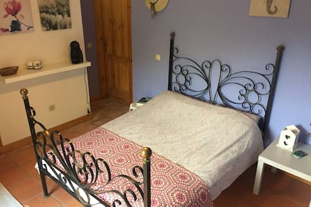 B&B Horse & Move, Barroso Single bed Mountain View - Casa
