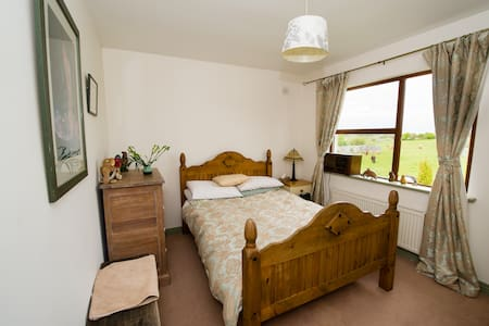 Double Room - Corofin & the Burren - Haus