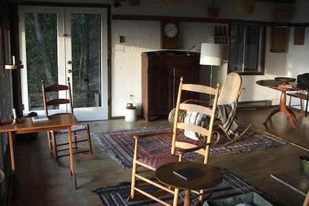 Massanutten Rustic Cabin with Views - Luray - Cabane