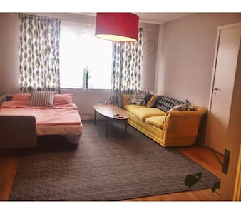 Large room with sofa bed - Stockholm