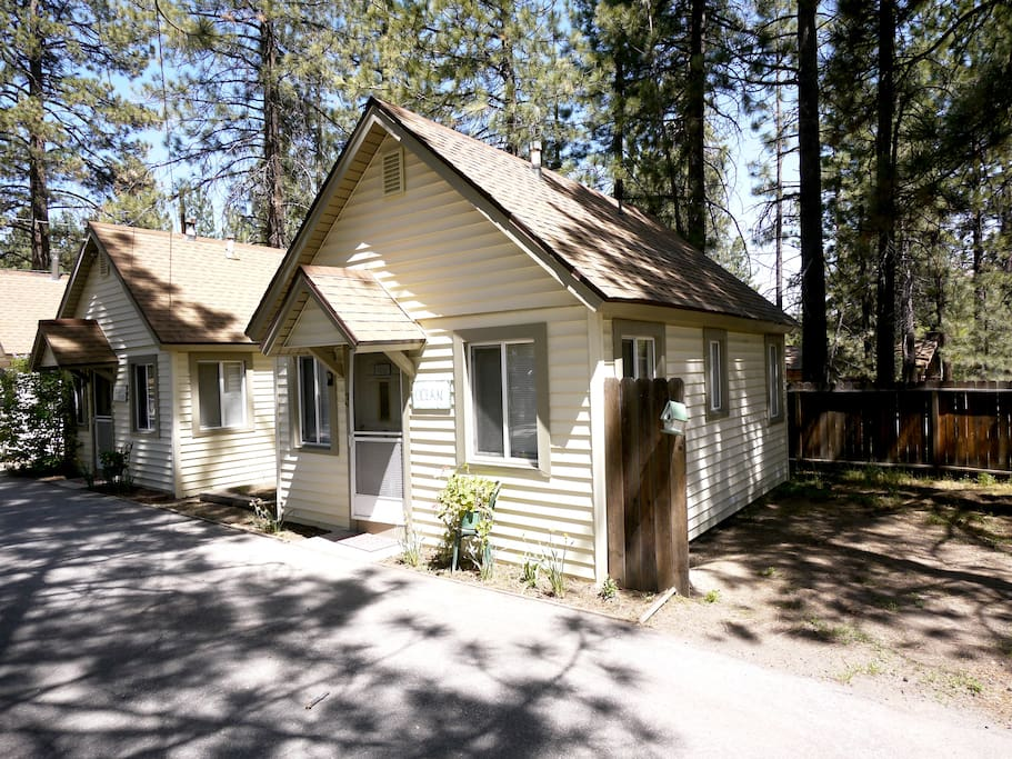 Cozy big bear cabin ocean cabin cabins for rent in big for Big bear lakefront cabin rentals