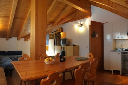 Alpine  Apartment - Huoneisto